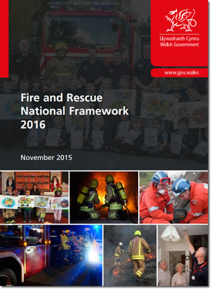 National framework 2016 – Wales