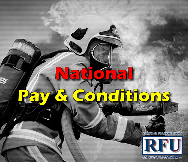 National Pay & Conditions