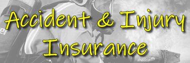 Accidental Injury & Death Insurance