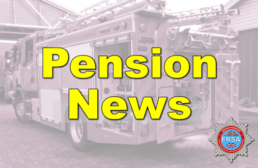 Pension Update – August 2020